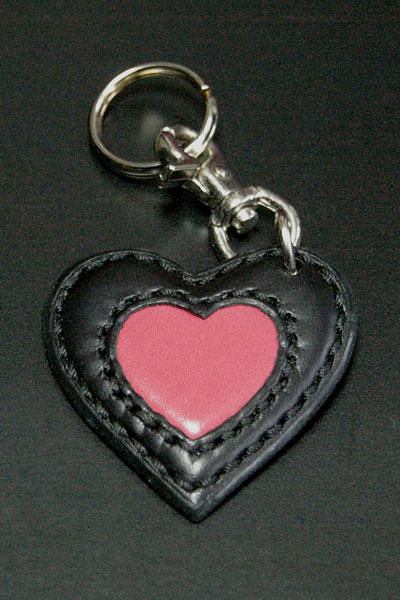 FF Key Ring BK-PINK