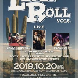 LET'ER ROLL Vol.4 2019.10.20