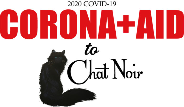 CORONA-AID to Chat Noir
