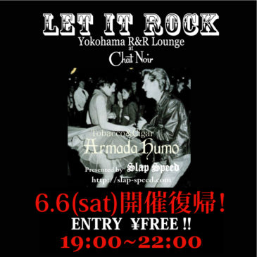 "6.6""LET IT ROCK""復活"