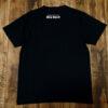 【LET IT ROCK】Vintage Cotton T-Shirts Black Back view