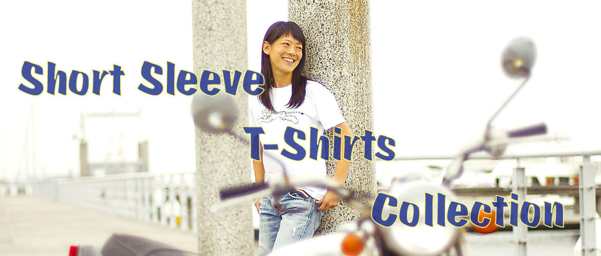 2021 Short Sleeve T-Shirts Collection