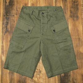 【HAMATOLA!】H44 Tri-Cargo Half Trousers OD