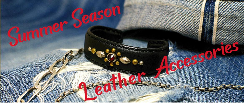 Summer Season Leather Accessories