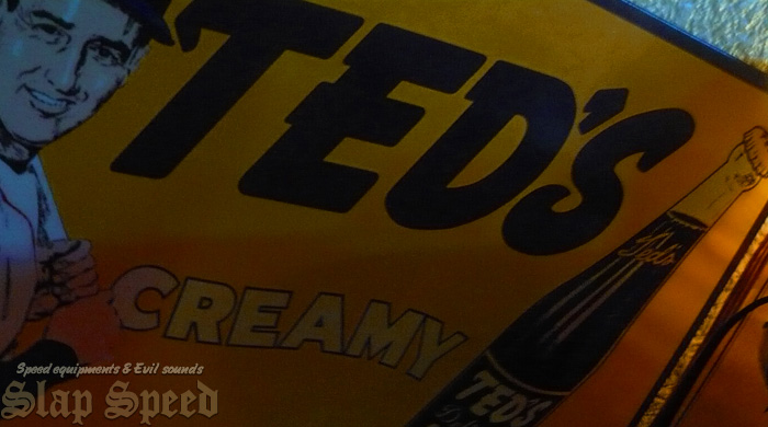 """TED'S""!!!?"