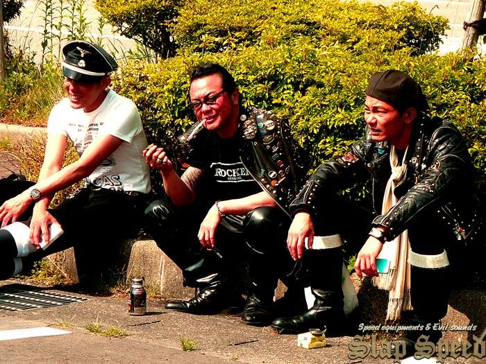"""""""DTKIN KATO""""at Brit Brat Day"""