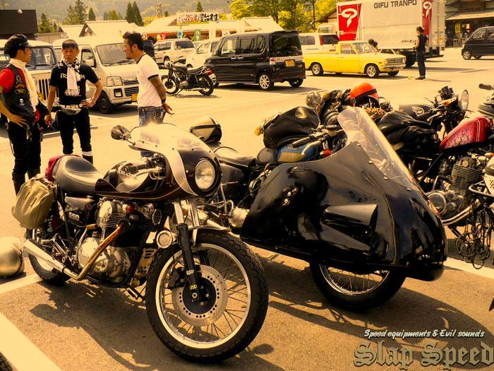 W650&TR65 CAFERACERS