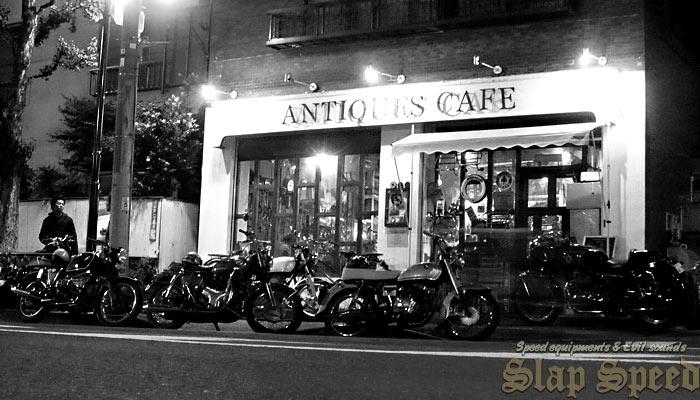 """Brit Brat Day Vol.2""at Antiques Cafe"
